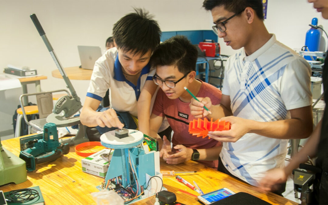 Engineering Education in Vietnam Transformed by Hands-On Projects